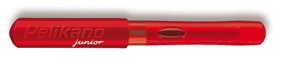 Pelikan Pelikano Junior Kid Red - Left Handed Med Pt Fountain Pen