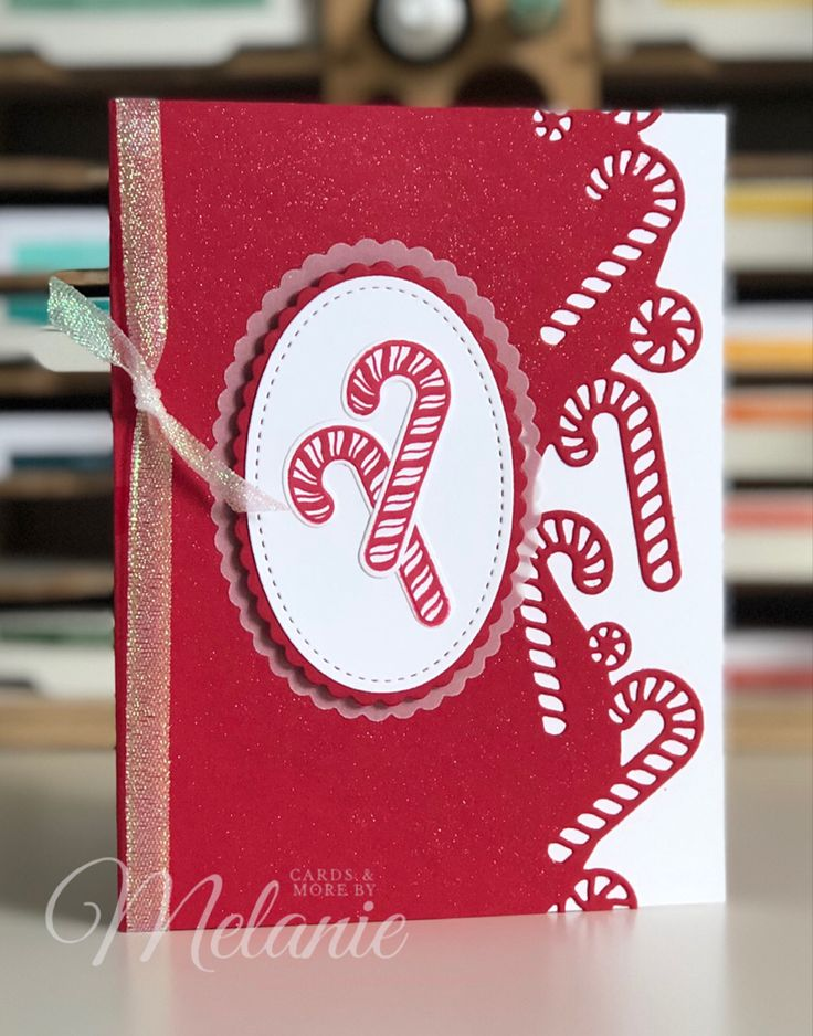 Stampin' Up! Sweetest Time in 2020 Christmas cards