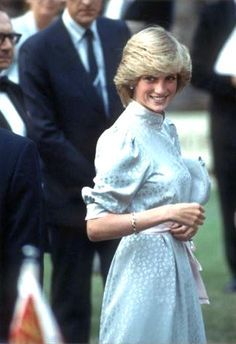 Princess Diana, age 22