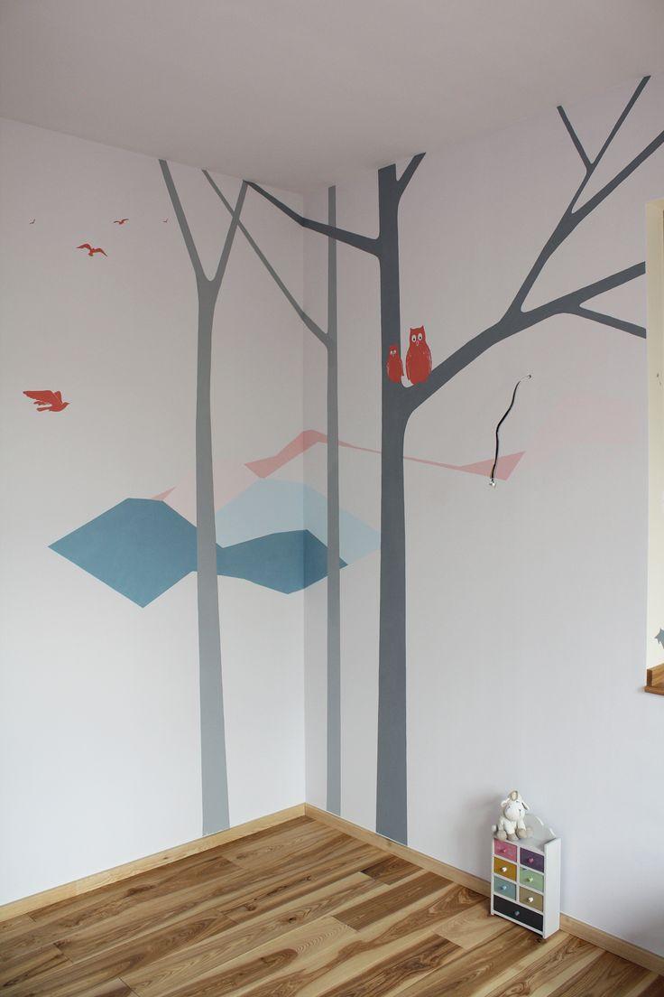pokojík kompletně vymalovaný s Jílovkami