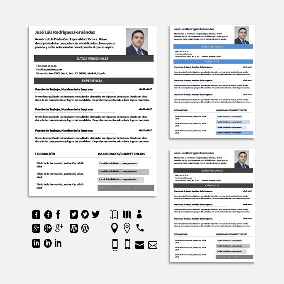 62 best cv originales images on Pinterest | Creative resume, Resume ...