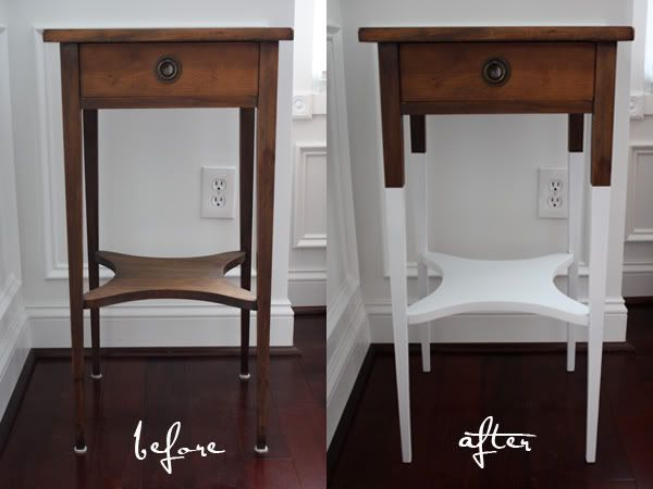 Paint Dipped Furniture Designs U2013The New Trend For 2013