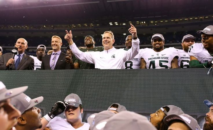 Michigan State Football coach Mark Dantonio posted an awesome 'Back2Back' hype video on Twitter Saturday. Michigan State is looking to open the season with...