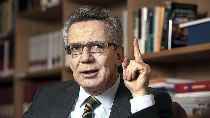 """Bundesinnenminister Dr. Thomas de Maizière: """"Bisher haben wir Glück gehabt…"""" Im Interview mit BILD am SONNTAG spricht der Minister über den Kampf gegen den Terror und die Gefahr von Anschlägen auch in Deutschland http://www.bild.de/politik/inland/thomas-de-maiziere/im-interview-bisher-haben-wir-glueck-gehabt-39281764.bild.html http://www.bild.de/bild-plus/politik/inland/terroranschlag/so-gefaehrdet-ist-deutschland-39293374.bild.html"""