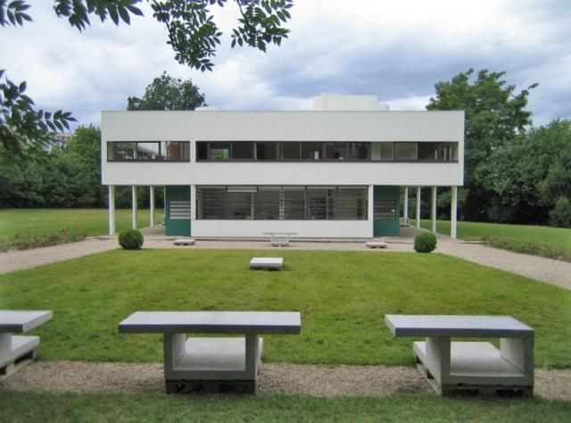17 best VILLA SAVOYE by Le Corbusier images on Pinterest | Le ...