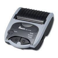 Impresora Portátil de Tickets y Etiquetas 3 pulgadas Térmica Argox AME-3230B, velocidad de impresión hasta 3 IPS, 203 dpi de la resolución de impresión para el texto y la gráfica, la impresora funciona hasta ocho horas luego de la batería cargada. http://www.etirapid.com/impresoras.shtml