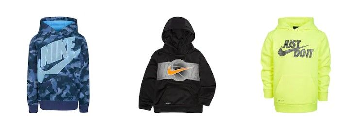 Resistente Tormento apretado  KOHL'S: Nike Hoodies for the Whole Family Clearance Sale – Starting at ONLY  $13.60 in 2020 | Nike hoodie, Hoodies, Nike