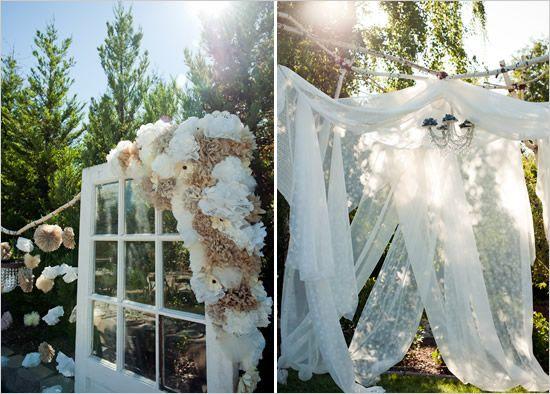 Used Shabby Chic Wedding Decorations : Ideas wedding for sure shabby chic