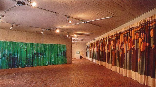 El Museo de Arte Moderno de Bogotá con la retrospectiva de Beatriz González en 1985