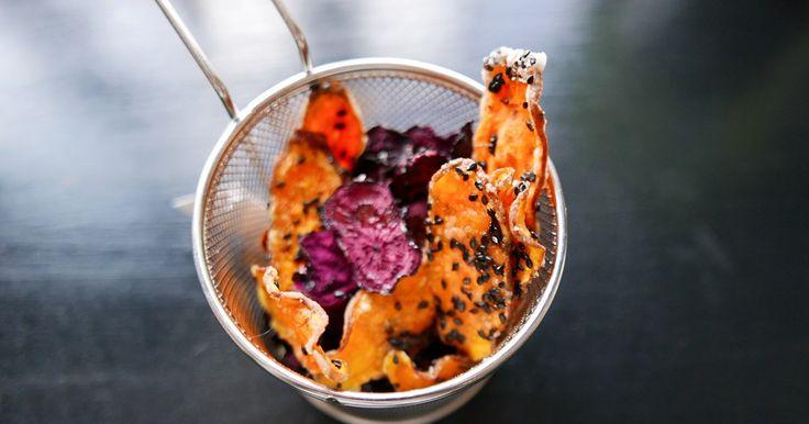 Rotfruktschips @ Foodfolder.se är mötesplatsen för människor som har mat, dryck, vin och livsnjutning som gemensamma intressen.