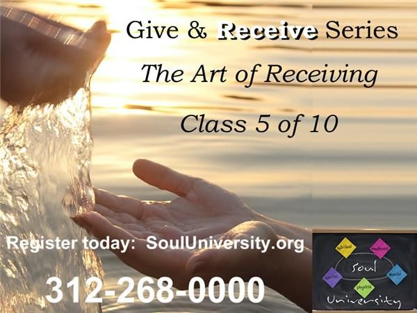 The Art of Receiving Series: Lesson 5 of 10 - Breathing Rainbows!  In less than 9 minutes you'll learn how to breath in a rainbow!  Why?  Listen to find out!  Then, join us in classes to gain and maintain a more balanced way of receiving and giving.  Share with those who you sense need to take a deep breath!