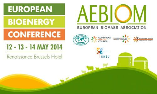 5th #AEBIOM #European #Bioenergy #Conference 2014   12 - 13 - 14 May Renaissance Hotel, #Brussels