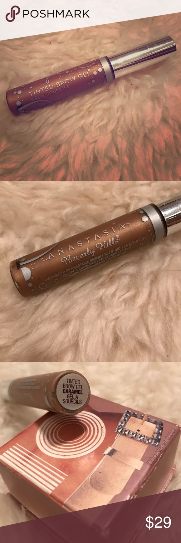 Anastasia Tinted Brow Gel New✨ Caramel This item does not come with the original packaging❤️ Benefit Makeup Eyebrow Filler