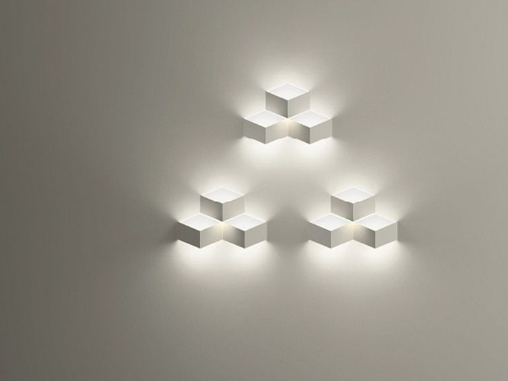 LED Wall Light FOLD BUILT IN By Vibia | Design Arik Levy