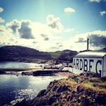 Ardbeg distillery, Islay...wish I could be there all the time!