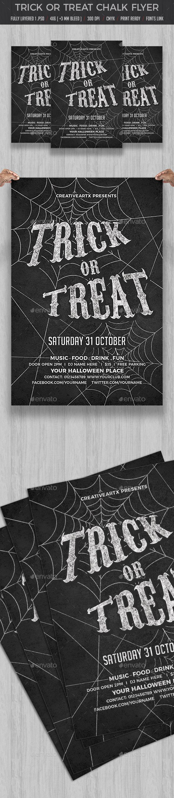 Best Halloween Poster Templates Images On   Halloween