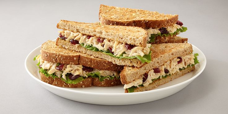 Shhh! They'll never guess these Chicken Salad Sandwiches only took 20 minutes.