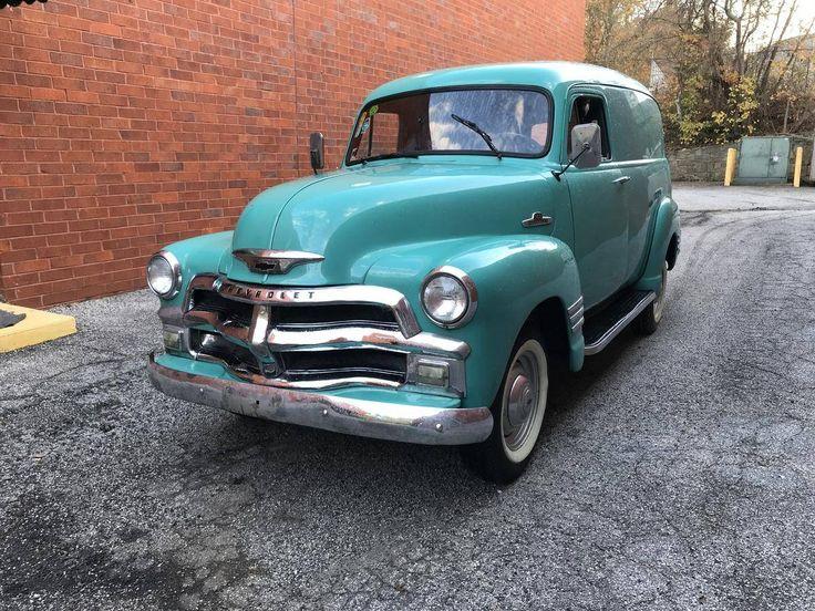 1955 Chevrolet 3100 for sale #2037037 - Hemmings Motor News