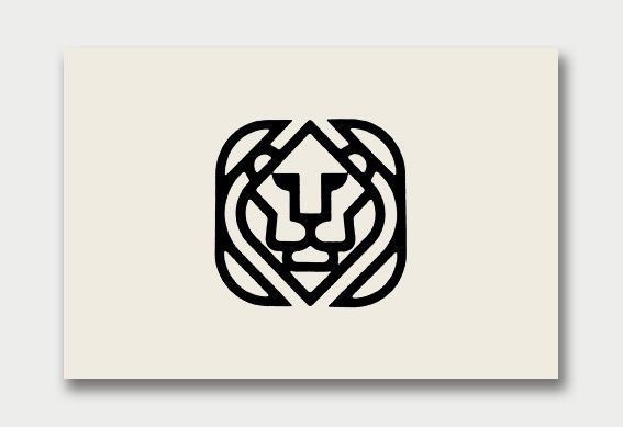 lioness | monograms, ciphers, seals, and crests | Pinterest | Logos