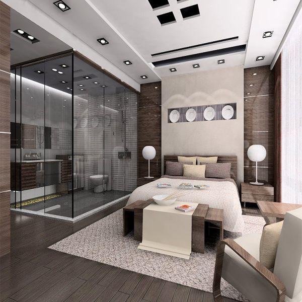 Stylish Bedroom Interior Design 2015
