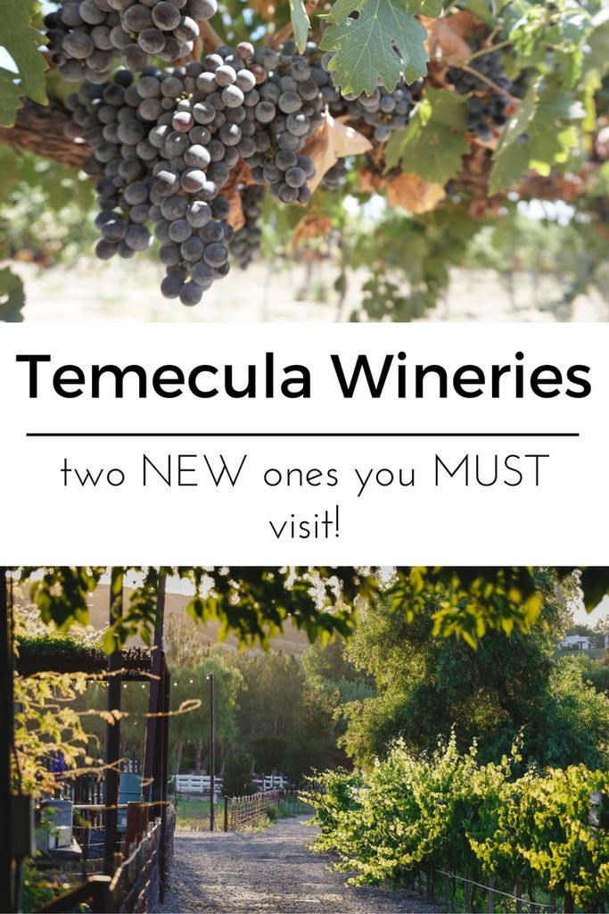 Discover the best new Temecula Wineries and head down for a weekend of fun in…