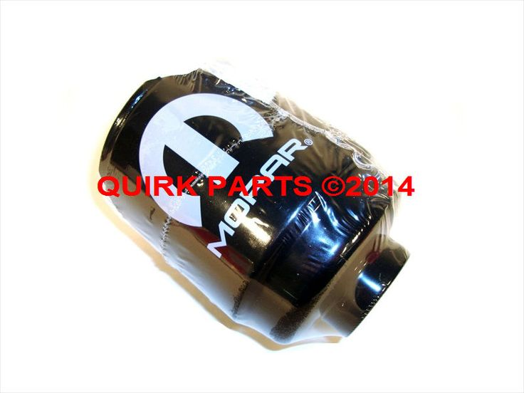 13-14 Dodge Ram 6.7L Diesel FUEL FILTER CUMMINGS OEM NEW MOPAR PART #68197867AA #MOPAR