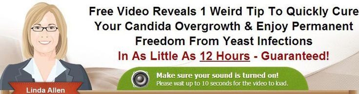 Yeast Infection No More (TM) - Free Candida Yeast Infection Presentation
