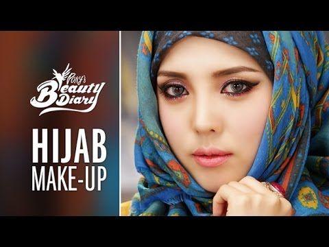 Pony's Beauty Diary - Hijab Makeup (with subs) 히잡메이크업
