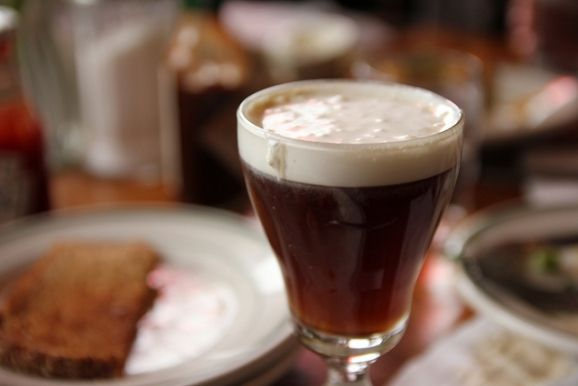 Irish coffee recipe every gentleman should know