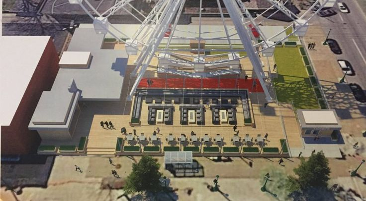Ferris Wheel Proposed for Delmar and Skinker