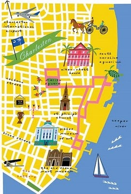 1000 Ideas About Map Of Charleston Sc On Pinterest Charleston Sc Map College Of Charleston