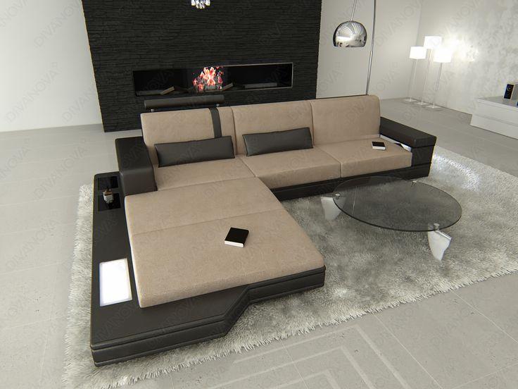 Divano ovale ~ Best proxima divano angolare in tessuto images