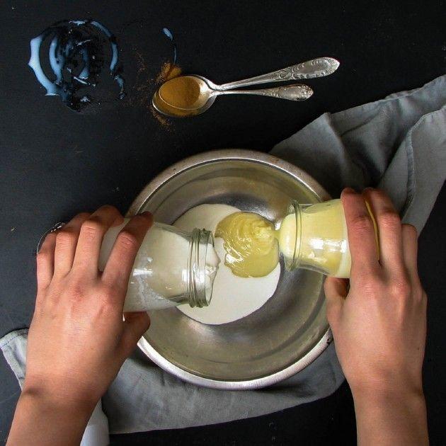 Домашнее мороженое из трёх ингредиентов
