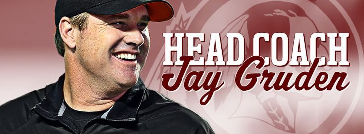 A new chapter in Redskins history began Thursday as Jay Gruden was name Head Coach. #HTTR