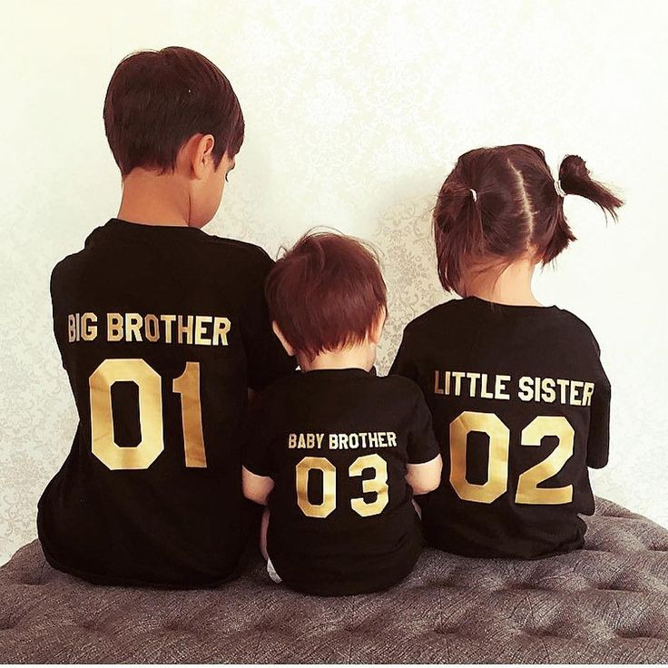 Brothers and sister together as friends, ready to face whatever life sends!  Many thanks to @marie.jaskari for this adorable image of her little ones! Shop these from our Etsy shop. Link in bio  @epicteesshop