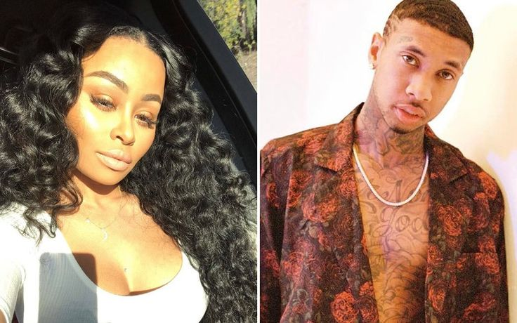 Blac Chyna Blasts Tyga in Early Morning Snapchat Rant Twitter Reacts With Hilarious Memes