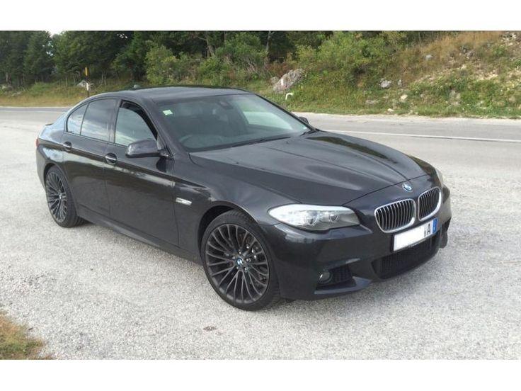 BMW 525d xDrive M Sportp. Vollaus