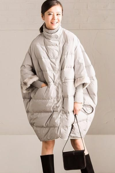 Korean Style Plus Size Loose Rabbit Hair Down Jacket Women Coats Y2369A Clothes will not shrink,loose Cotton fabric, soft to the touch. *Care: hand wash or machine wash gentle, best to lay flat to dry