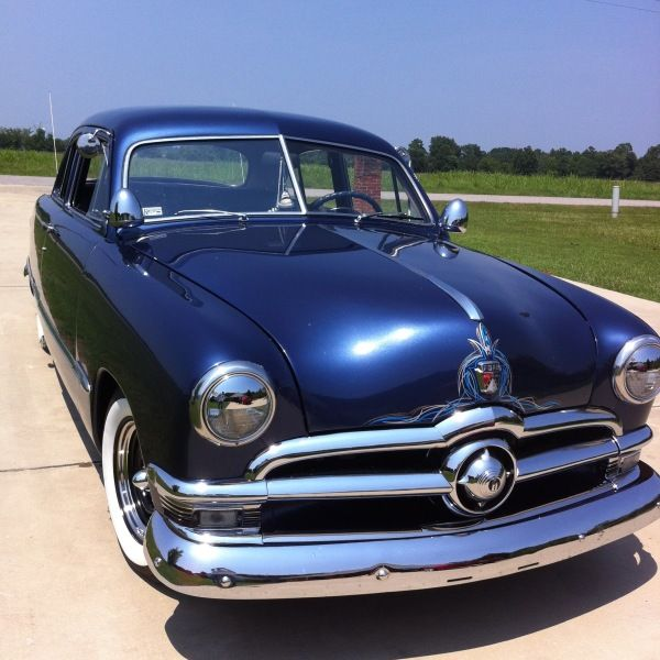 1950 Ford Tudor Custom For Sale In Amory Ms Collector Car Nation Classifieds In 2020 Ford Shoebox Ford Chevrolet Chevelle
