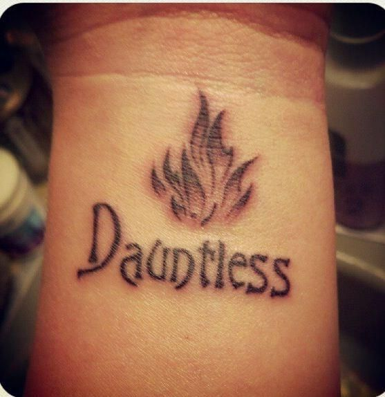 tatooes in divergent | tattoos - DIVERGENT Fansite