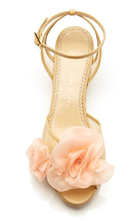Fleurette by Charlotte Olympia