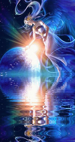 Fantasy, Reflection, Water Reflections, Animated Gifs, Animated Gif, Animated Graphics, Keefers Photo by Keefers_ | Photobucket