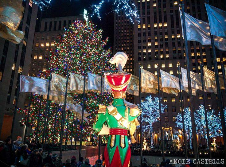 ¿Viajas a Nueva York en Navidad? Apunta estas fechas en el calendario: encendido de luces, pistas de patinaje y mercadillos navideños.