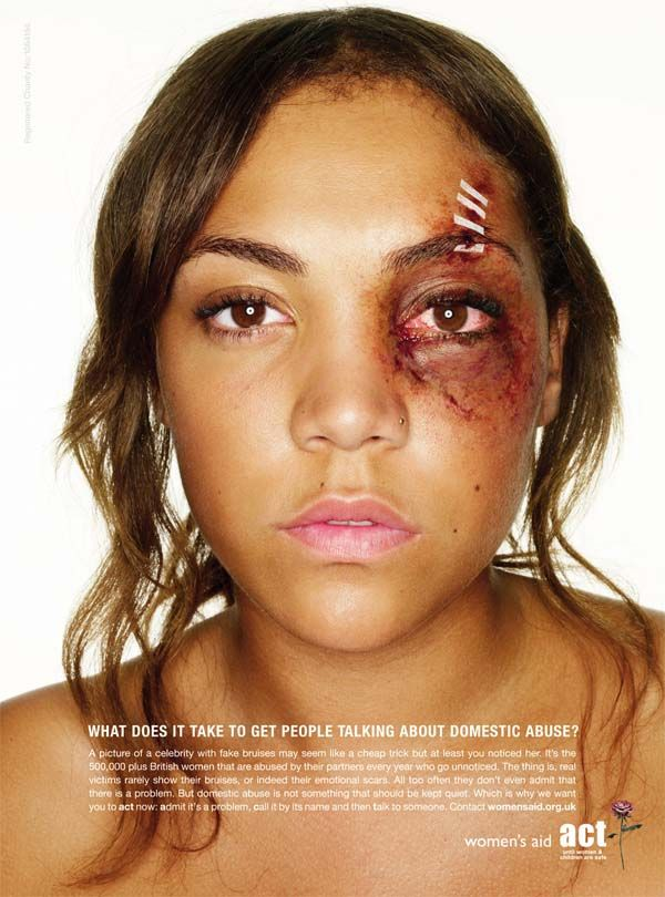 Domestic Abuse Advert