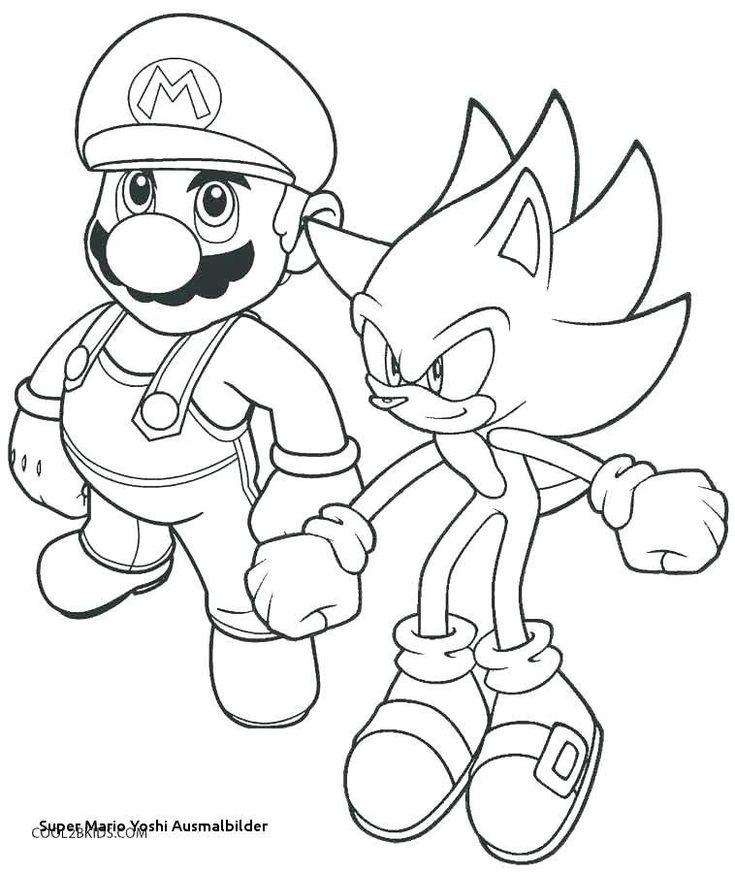 Malvorlagen Mario
