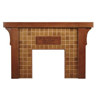 mission style furniture pinterest fireplace inserts