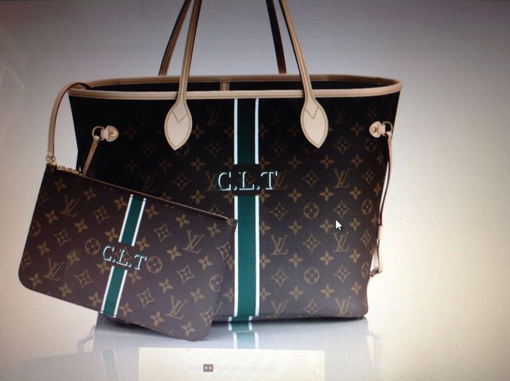 Louis Vuitton Neverfull Mon Monogram