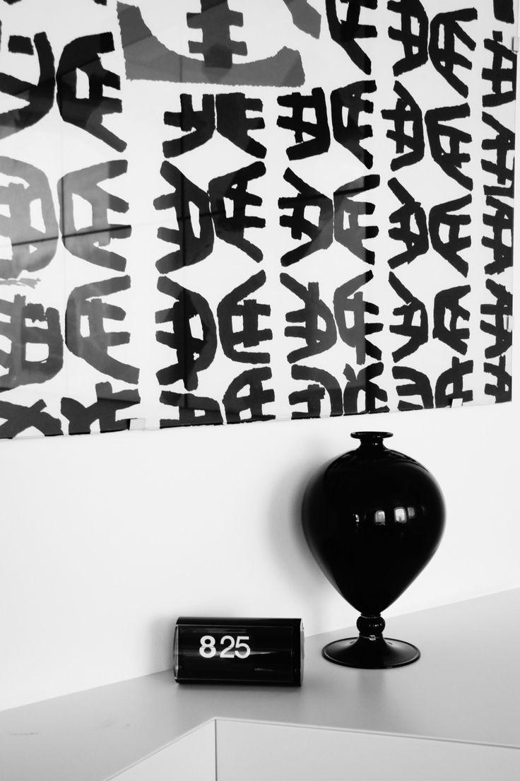 Cifra Tre disegnato da Gino Valle e caratterizzato dal sistema a rulli di palette creato da Remigio Solari alla fine degli anni '60 / The Cifra Tre designed by Gino Valle and characterized by Remigio Solari at the end of the sixties