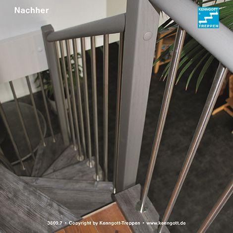 41 best 1qm treppe images on pinterest stainless steel. Black Bedroom Furniture Sets. Home Design Ideas