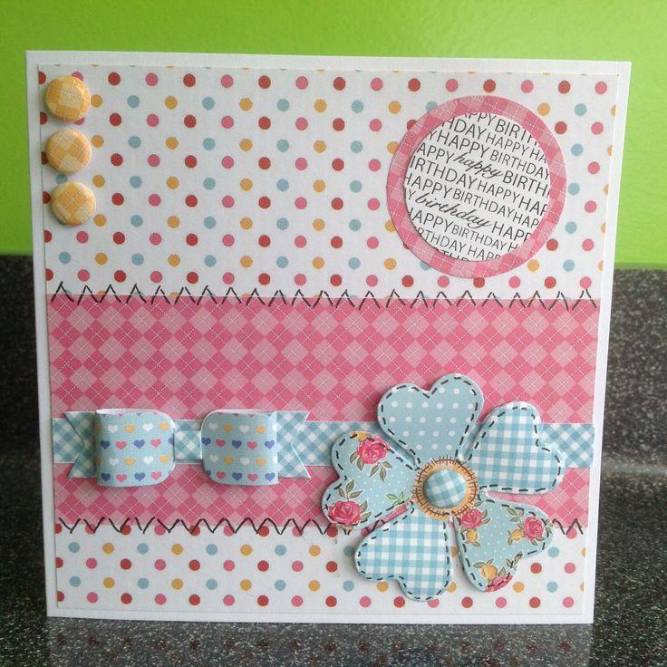 Craftwork Cards: Kitsch